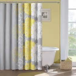 Shower curtains gt most beautiful shower curtains with yellow walls