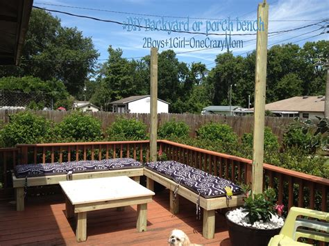 create a simple diy backyard seating area in a weekend
