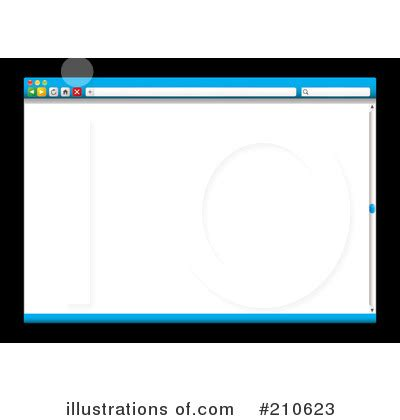 browser clipart web browser clipart 210623 illustration by michaeltravers