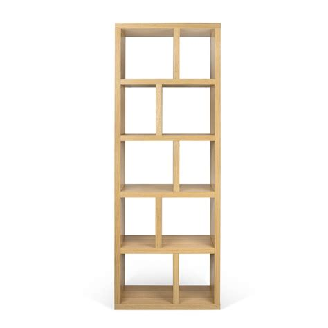 etagere 70 cm temahome 201 tag 232 re biblioth 232 que quot berlin quot 5 niveaux 70cm ch 234 ne