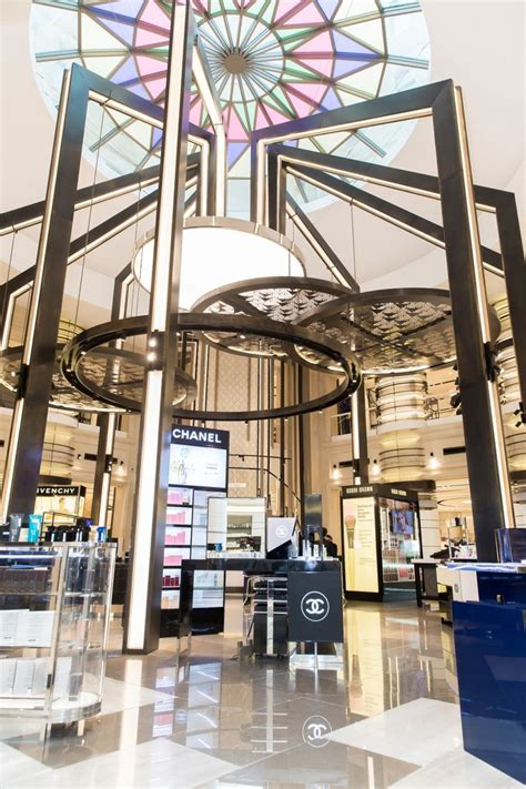 Harvey Nichols Opens In Istanbul by 1091 Best 购物中心 Images On Shopping Center Mall