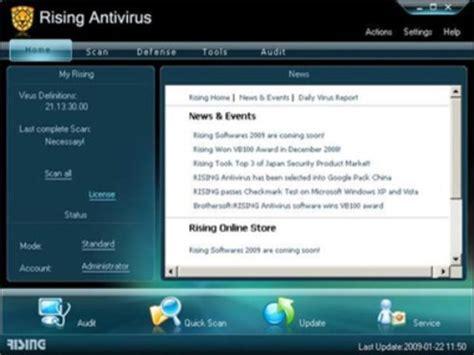 rising antivirus free download 2014 full version rising antivirus free edition download techtudo