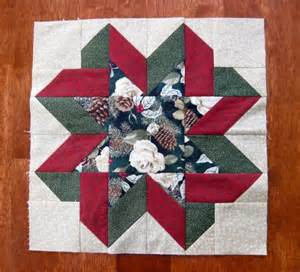 my quilt block for the drawing in the hive
