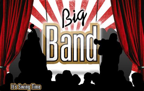 swing big band songs time change for big band dances in 2013 avalon new jersey