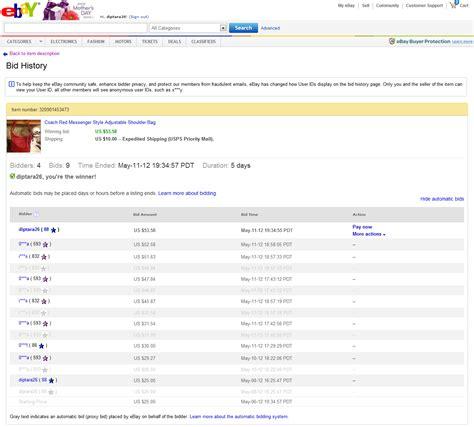 ebay lelang inilah tips rahasia memenangkan lelang di ebay diptara blog