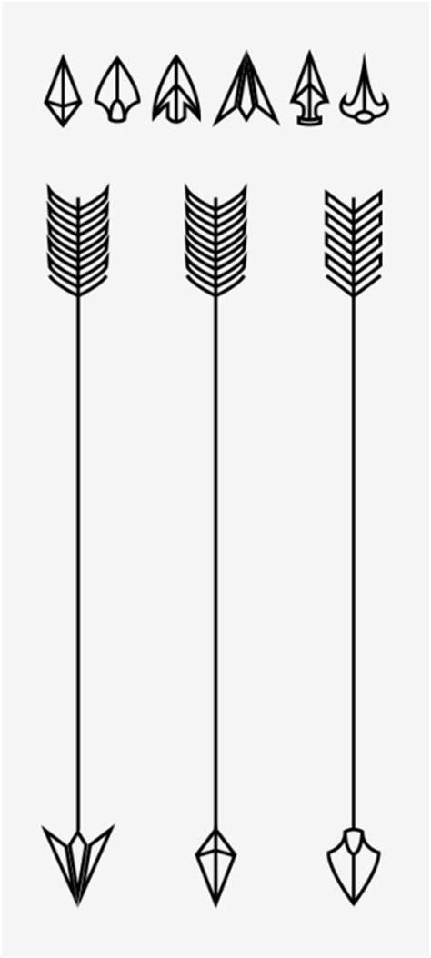 simple arrow tattoo design arrow head tattoo tumblr