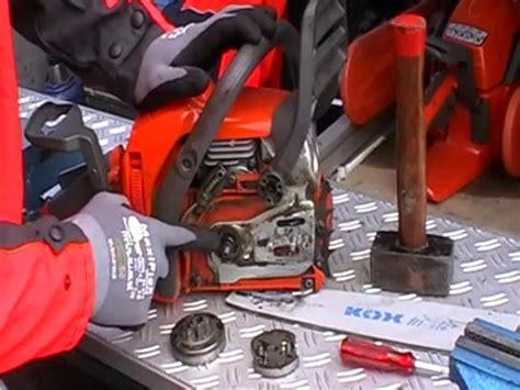 Husqvarna 435 Kettenschmierung Einstellen by Motors 228 Gentraining De Motors 228 Kupplung L 246 Sen Und