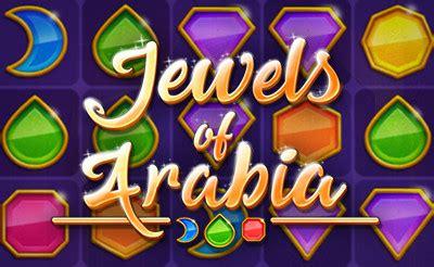 jewels  arabia logicke hry  hry