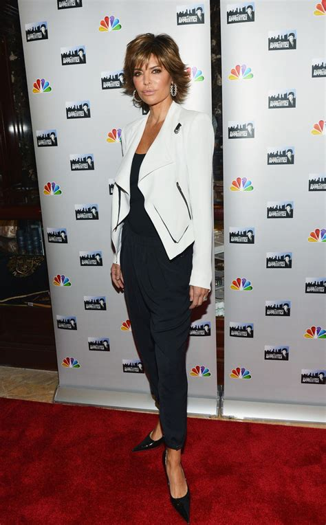 lisa rinna on celebrity apprentice youtube lisa rinna photos photos red carpet at the all star