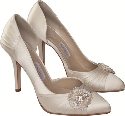 Most Comfortable Designer Wedding Shoes by New From Perdita S Wedding Shoes This Week The