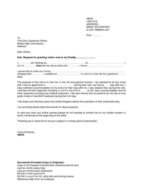 visa sponsorship letter visa sponsorship letter the trend in visa