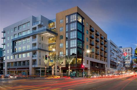 south park  windsor luxury apartments  downtown los