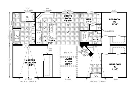 southern mobile homes floor plans southern estates mobile homes floor plans