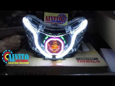 Lu Projector Gt 125 front headlight headl light soul gt xeon gt 125 with
