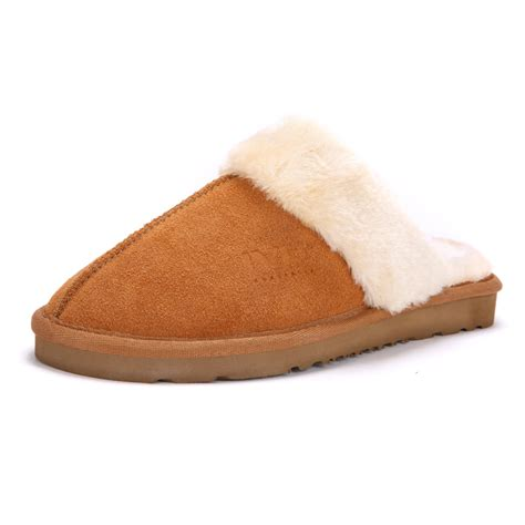 indoor slippers for new 2015 australia sheepskin indoor slippers winter warm
