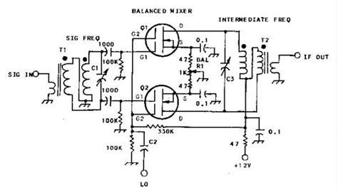 single diode mixer how does a diode mixer work 28 images original single balanced mixer sm 5 bsz polarisation