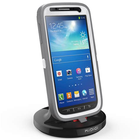 samsung galaxy rugged kidigi 2a rugged dock charger for galaxy s4 active