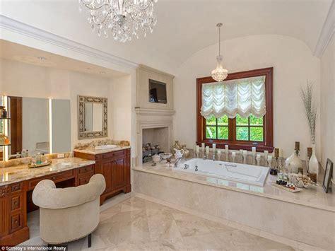 billionaire bathrooms greek billionaire puts his 35m beverly hills villa up for