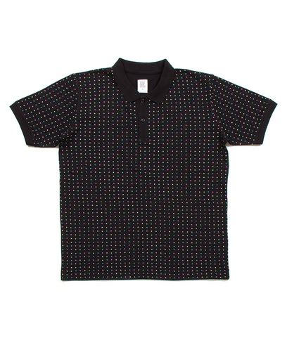 dot pattern t shirt printing 11 best printed pattern polo t shirts images on pinterest
