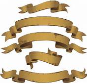 Brown Ribbon Vector  Corel Draw Tutorial And Free Vectors