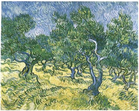 paint nite calgary olive grove olive grove by vincent gogh 348 painting