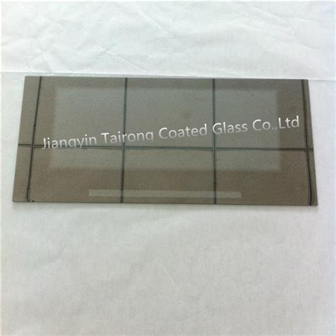 glass oven doors suppliers heat resistant oven door glass ogd121 tairong china