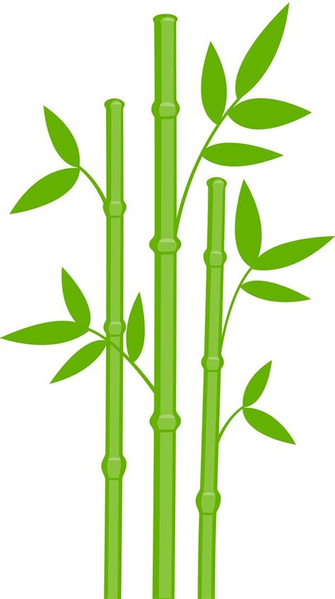 Links To Stalk 16 by Bamboo Clipart Bamboo Stalk