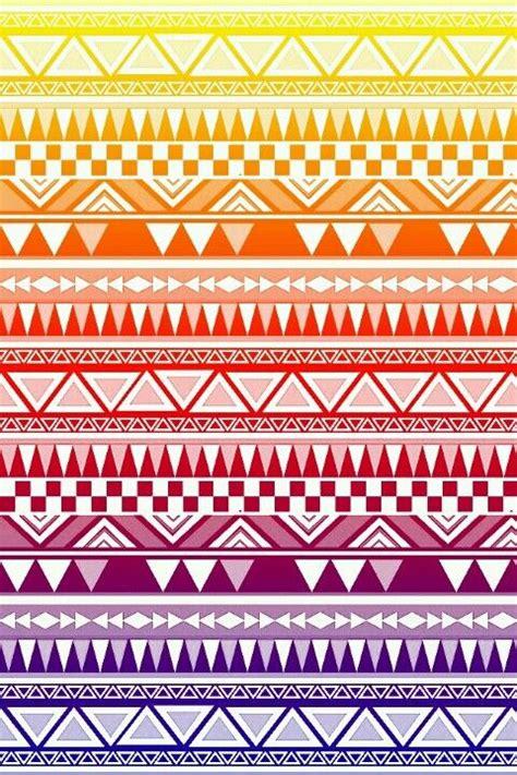 colorful aztec wallpaper rainbow white tribal print wallpaper wallpaper