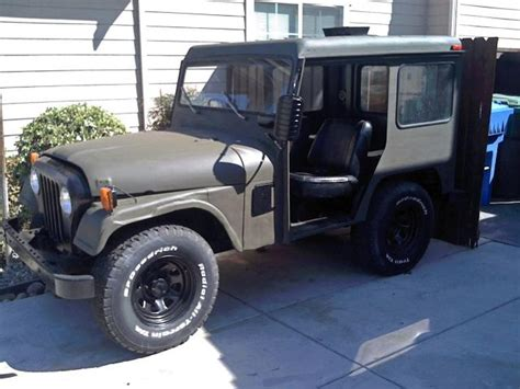 postal jeep conversion jeep dj5 4x4 conversion