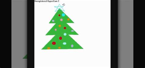 how to draw a christmas tree on ms paint 171 christmas ideas