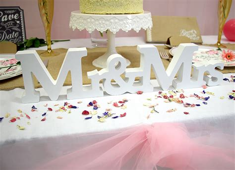 Top Table Decoration Ideas Pretty Simple Top Table Decorating Ideas Delights