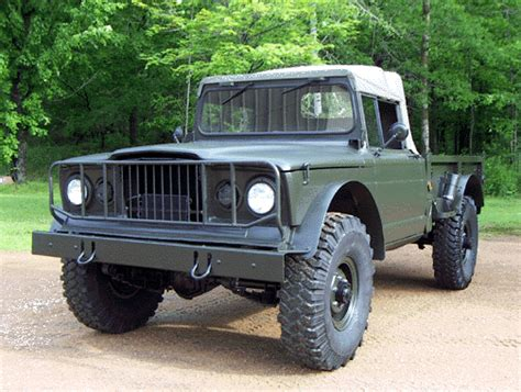 kaiser jeep lifted m715