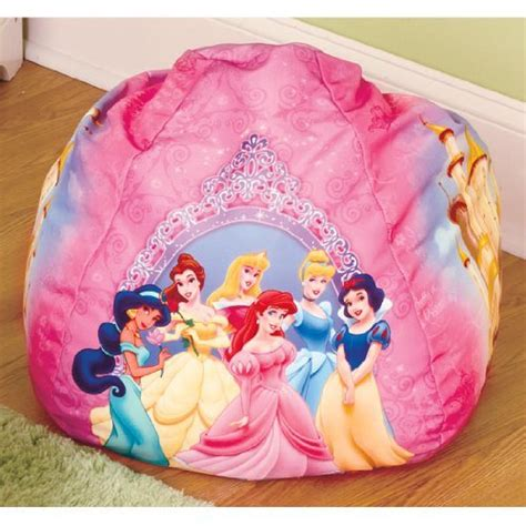 disney princess bean bag sofa chair disney princess small bean bag chairs