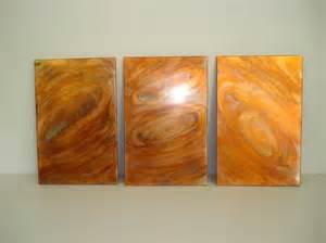 Copper Wall Decor by Made Copper Wall By Mike Dumas Copper Designs