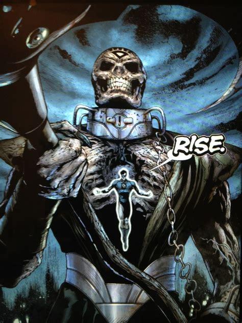Blackest Series 5 Black Lantern Nekron black lantern leader nekron dc black lanterns zombies come