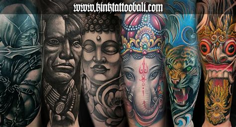 bali tattoo awards best tattooist in bali best tattoo studio in bali kink