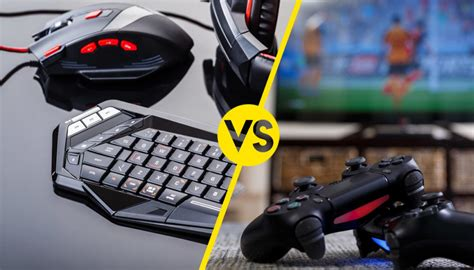 pc and console console vs pc an objective discussion in 2017 gaming
