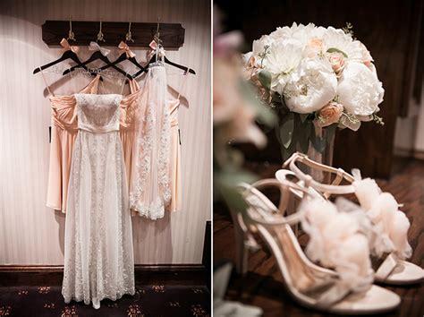 peach rustic glam wedding glamour grace