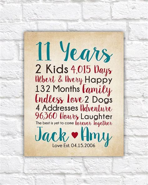 10 Yr Anniversary Traditional Gift by 11 40th Wedding Anniversary Traditional Gift Zona S