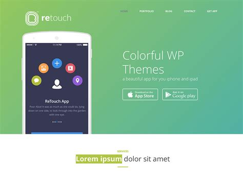 blogger themes colorful 20 best colorful wordpress themes for blogs 2018 colorlib