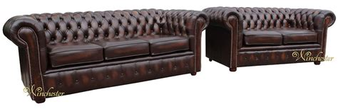 chesterfield london  leather sofa suite offer antique brown chesterfield leather sofa uk