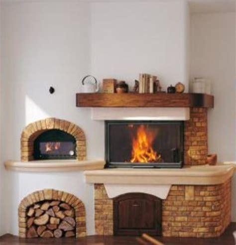 camino a legna con forno caminetti con forno pizza