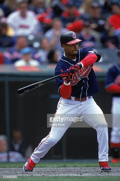 manny ramirez swing manny ramirez indians stock photos and pictures getty images