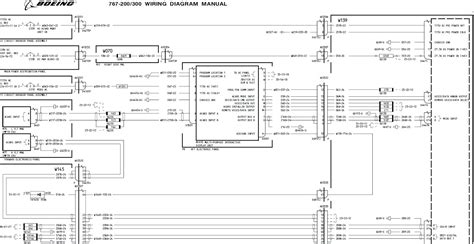 boeing wiring diagram manual boeing exploded view wiring