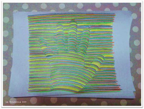 ilusiones opticas niños aprende a dibujar ru mano en 3d 161 a los ni 241 os les