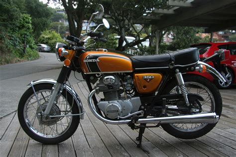 honda cb350 k4 early 70s the world s catalog of ideas