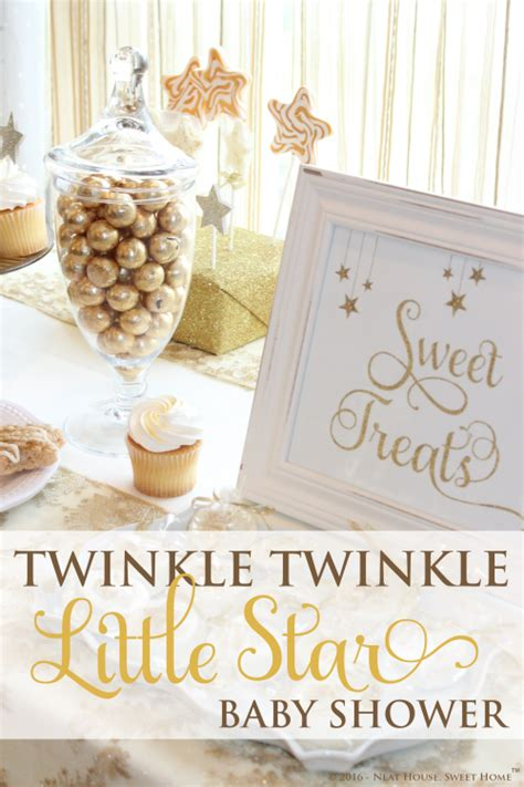 Twinkle Twinkle Baby Shower Theme by Twinkle Twinkle Baby Shower Home