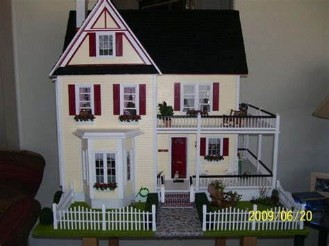 doll house paint landscape ideas dollhouse pinterest