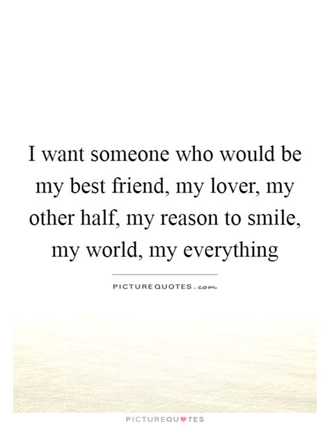 My Lover 1 reason to smile quotes sayings reason to smile picture quotes