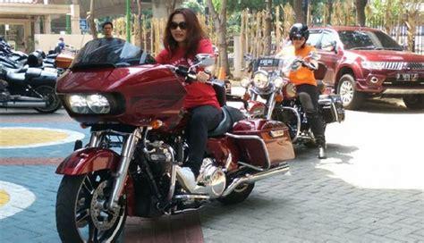 Kaos Motor Harley Davidson Moge biker moge punya obat ganteng dan atribut wajib